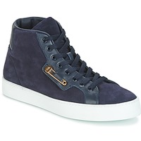 Schuhe Herren Sneaker High John Galliano FAROM Marine