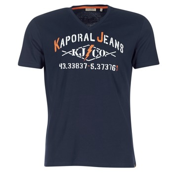 Kleidung Herren T-Shirts Kaporal MAKAO Marine