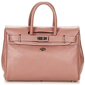 Taschen Damen Handtasche Mac Douglas BUNI PYLA XS Maulwurf / Rose