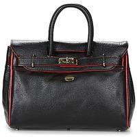 Taschen Damen Handtasche Mac Douglas BUNI PYLA XS Schwarz / Rot