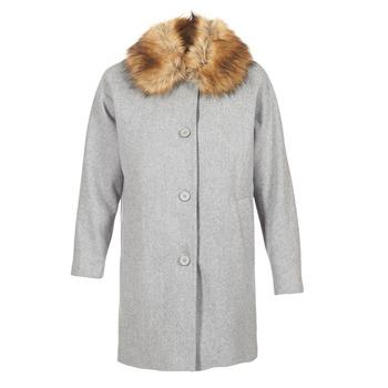 Kleidung Damen Mäntel Naf Naf ADOUTA Grau