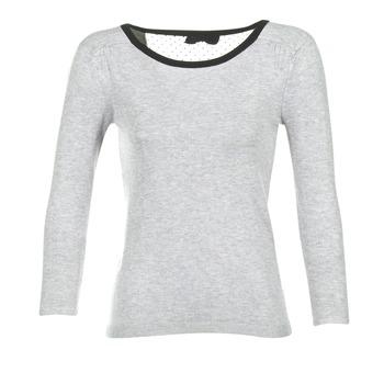 Kleidung Damen Pullover Naf Naf NARIO Grau