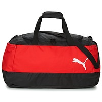 Taschen Sporttaschen Puma PRO TRAINING II MEDIUM BAG Schwarz / Rot
