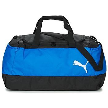 Taschen Sporttaschen Puma PRO TRAINING II MEDIUM BAG Schwarz / Blau