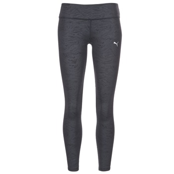 Kleidung Damen Leggings Puma ALL EYES ON ME TIGHT Schwarz