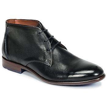 Schuhe Herren Boots Lloyd FIETE Schwarz