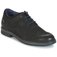 Schuhe Herren Derby-Schuhe Bugatti MARGE Schwarz
