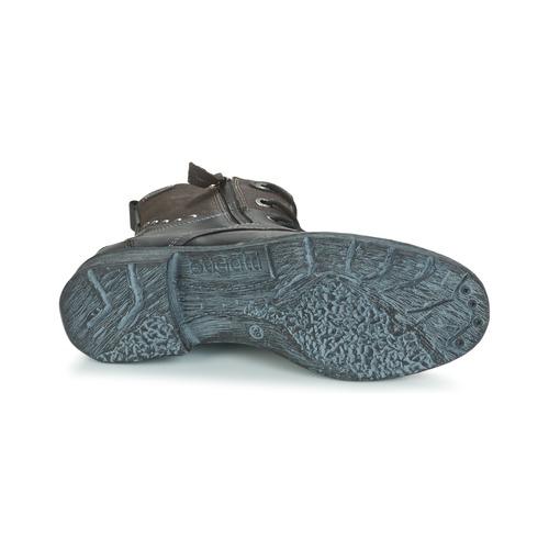 Bugatti / PIERA Schwarz / Bugatti Grau Schuhe Boots Damen 76,30 5a1a30