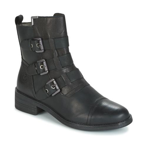 Bugatti POMO Grau Schuhe Boots Damen 60