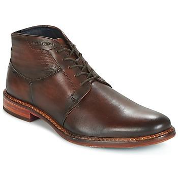 Schuhe Herren Boots Daniel Hechter STIVA Braun