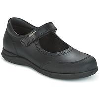 Schuhe Mädchen Ballerinas Pablosky BRODY Schwarz