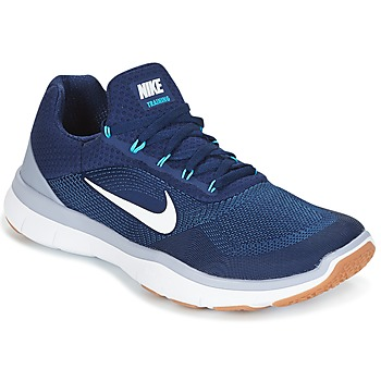Schuhe Herren Fitness / Training Nike FREE TRAINER V7 Blau