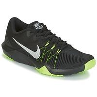 Schuhe Herren Fitness / Training Nike RETALIATION TRAINER Schwarz / Gelb