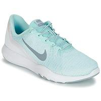 Schuhe Damen Fitness / Training Nike FLEX TRAINER 7 REFLECT W Weiss / Grün