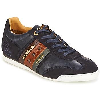 Schuhe Herren Sneaker Low Pantofola d'Oro IMOLA UOMO LOW Blau