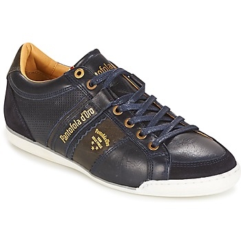 Schuhe Herren Sneaker Low Pantofola d'Oro SAVIO UOMO LOW Blau