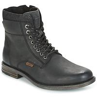 Schuhe Herren Boots Levi's EMERSON COLLAR Schwarz