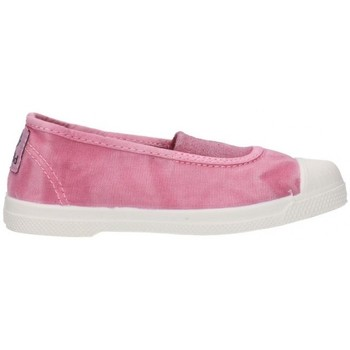 Schuhe Mädchen Sneaker Low Natural World 475E rose