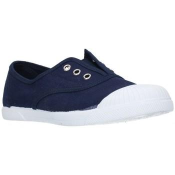 Schuhe Mädchen Sneaker Low Batilas 87701 Niña Azul marino bleu