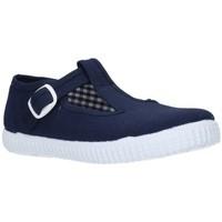 Schuhe Damen Sneaker Low Batilas 52601 Niño Azul marino bleu