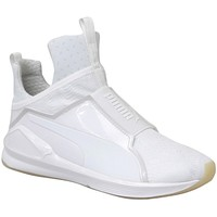Schuhe Damen Sneaker Low Puma Fierce Bright 189738-03 White