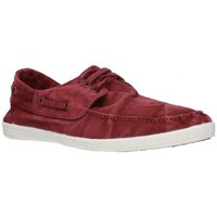 Schuhe Herren Sneaker Low Natural World 303E rouge