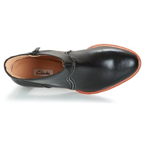 Clarks ELLIS BETTY Schwarz  Schuhe Low Boots Damen 111,20