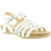 Schuhe Damen Sandalen / Sandaletten Panama Jack DUNA BASICS B4 Blanco