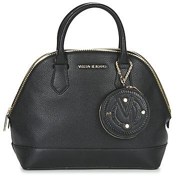 Taschen Damen Handtasche Versace Jeans EPO Schwarz