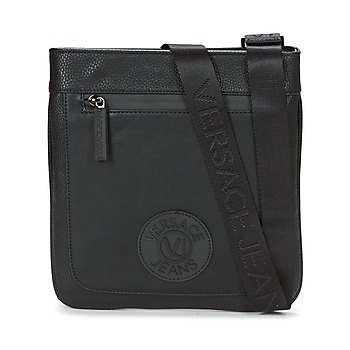 Taschen Herren Geldtasche / Handtasche Versace Jeans ELOUI Schwarz