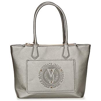Taschen Damen Umhängetaschen Versace Jeans ANTATAL Silbern