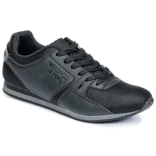 Versace Jeans DEGI Schwarz  Schuhe Sneaker Low Herren 116