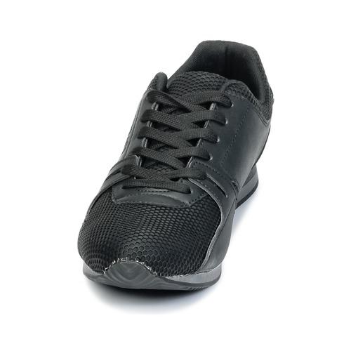 Versace Jeans DEGI DEGI DEGI Schwarz Schuhe Sneaker Low Herren 87 bab3e2