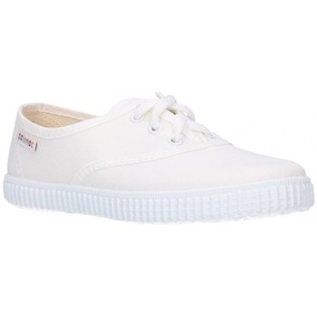 Schuhe Jungen Sneaker Low Potomac LONAS NIÑOS - blanc