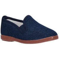 Schuhe Jungen Slip on Potomac 295  (N) Niño Tejano bleu