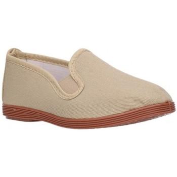 Schuhe Jungen Sneaker Potomac LONAS NIÑOS - beige