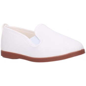 Schuhe Jungen Slip on Potomac 295 (N) Niño Blanco blanc