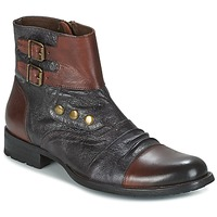 Schuhe Herren Boots Kdopa BOMBAY Braun