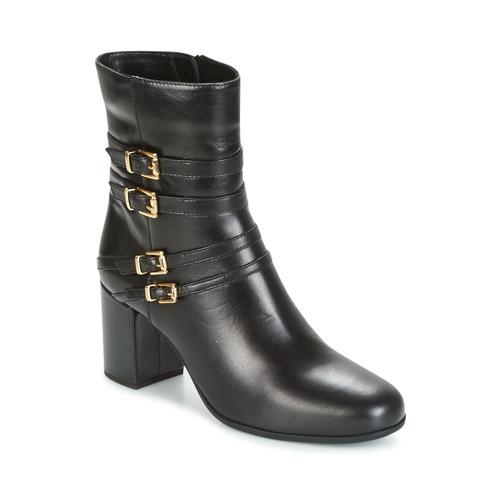 Unisa OPRA Schwarz  Schuhe Low Boots Damen 107,40