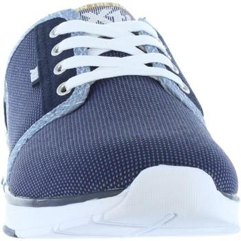 Schuhe Herren Sneaker Xti 46477 Azul
