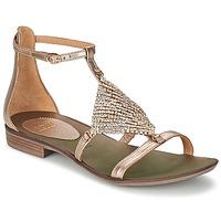 Schuhe Damen Sandalen / Sandaletten Now BRENTA Champagne