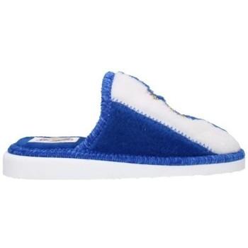 Schuhe Jungen Hausschuhe Andinas 790-90 Niño Blanco blanc