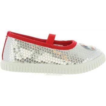 Schuhe Mädchen Derby-Schuhe & Richelieu Disney Minnie Mouse S17309G Plateado