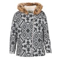 Kleidung Damen Mäntel Volcom SHOWDOWN JKT Grau