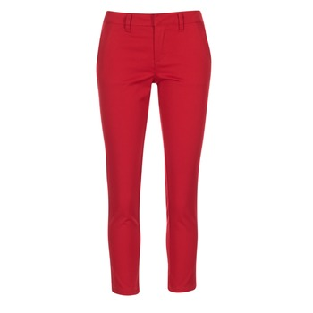 Kleidung Damen Chinohosen Volcom GMJ FROCHICKIE PANT Rot