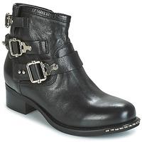 Schuhe Damen Boots Mimmu DIMA Schwarz