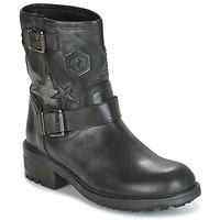 Schuhe Damen Boots Meline SCARPA Schwarz