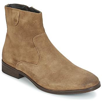 Schuhe Herren Boots Frank Wright EDISON Beige