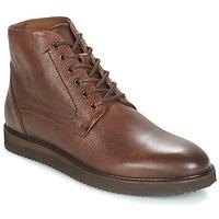 Schuhe Herren Boots Frank Wright DUANE Braun