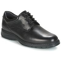 Schuhe Herren Derby-Schuhe Fluchos CRONO Schwarz